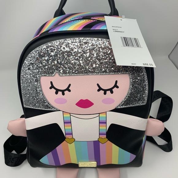Betsey Johnson Handbags - NWT. Betsey Johnson backpack